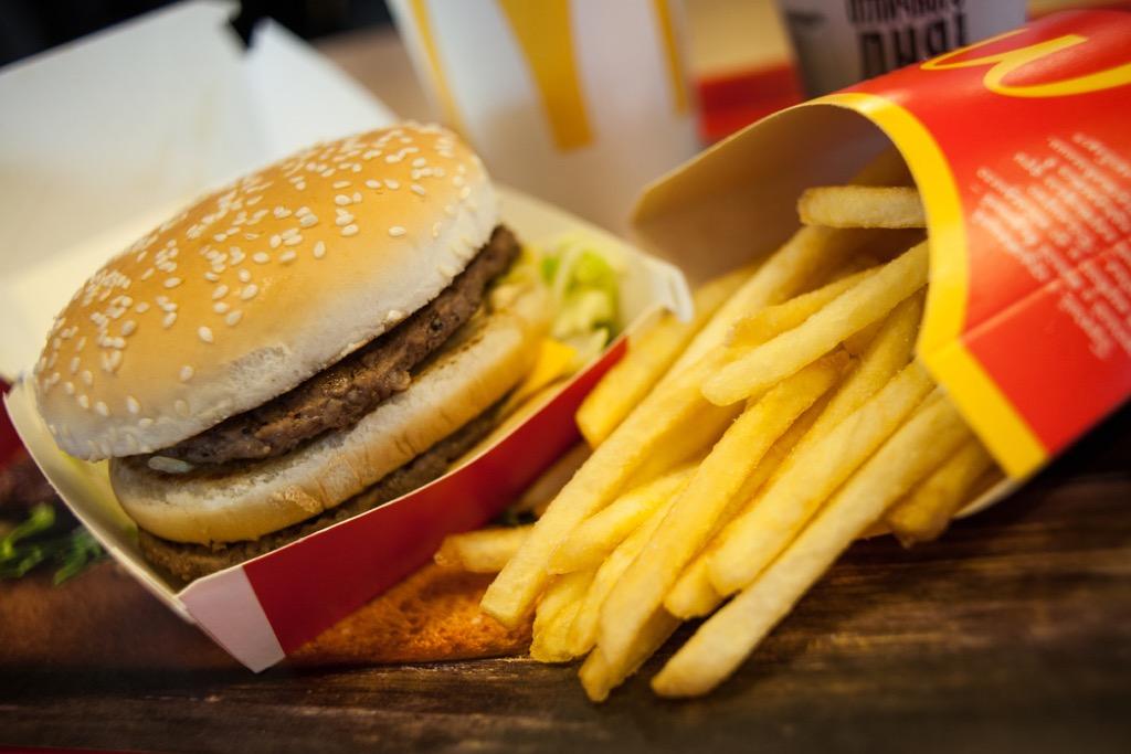 Man eats 30,000 Big Macs crazy 2018 news