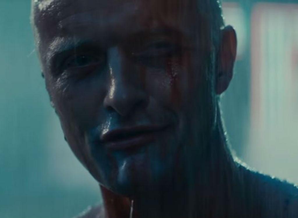 Blade Runner improvised movie lines