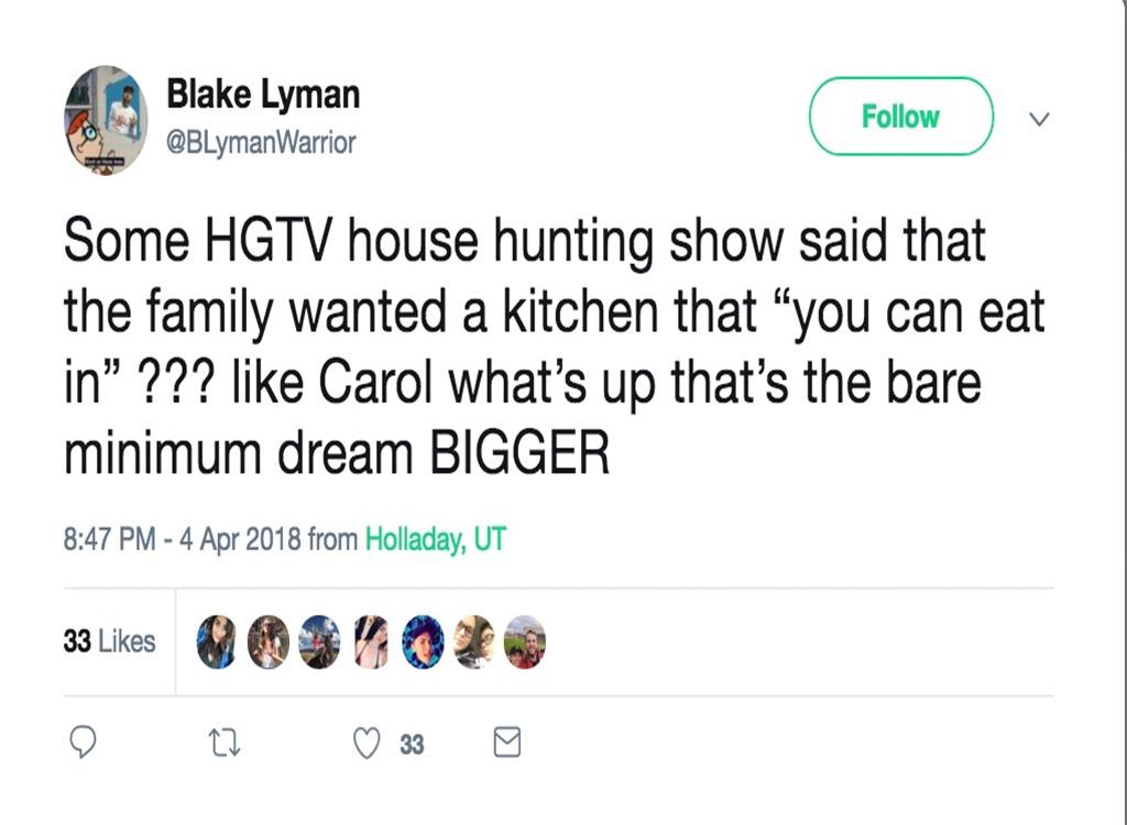 HGTV Kitchen funniest home design show jokes