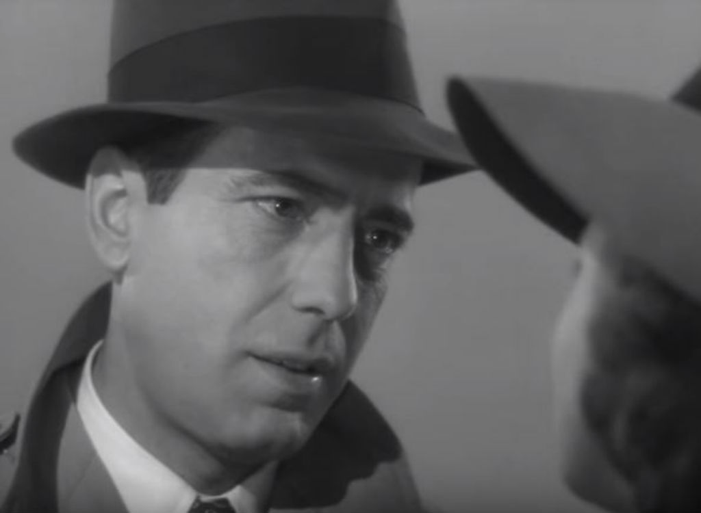 Casablanca improvised movie lines