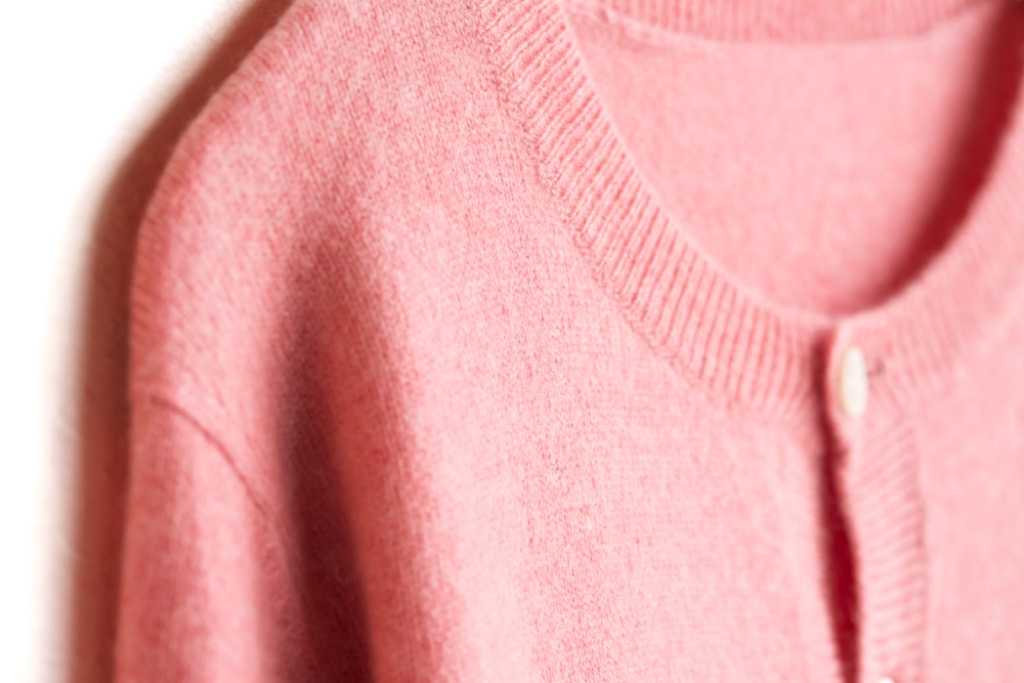 Cashmere cleaning freezer clothing hacks