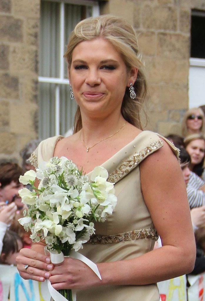 Chelsy Davy Royal Wedding