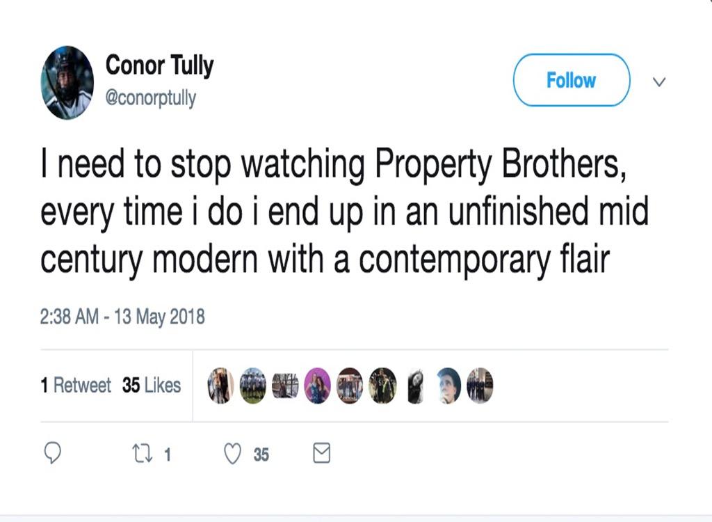 Midcentury modern funniest home design show jokes