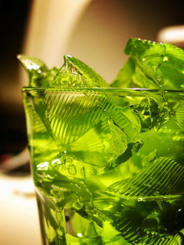 Green jello local favorites