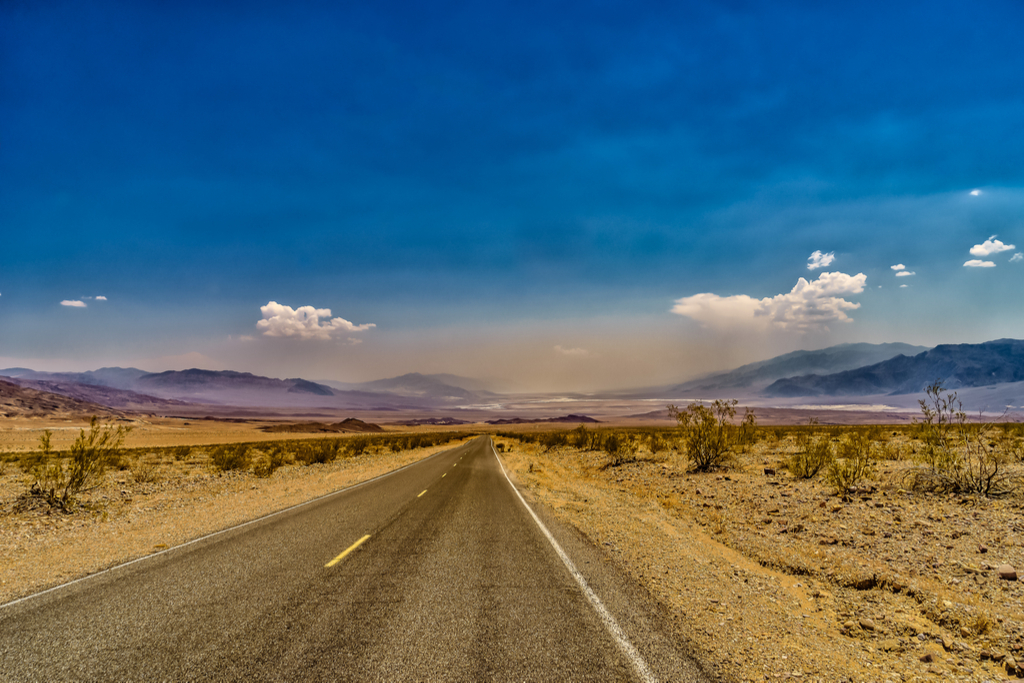 Death Valley California Planet Earth Facts