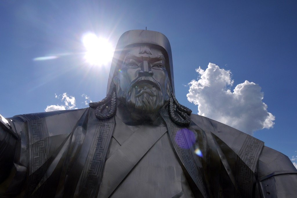 Genghis Khan Statue History's Greatest Mysteries