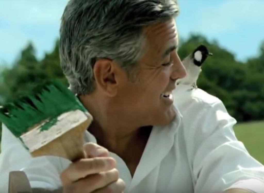 George Clooney Kirin celebrity endorsements