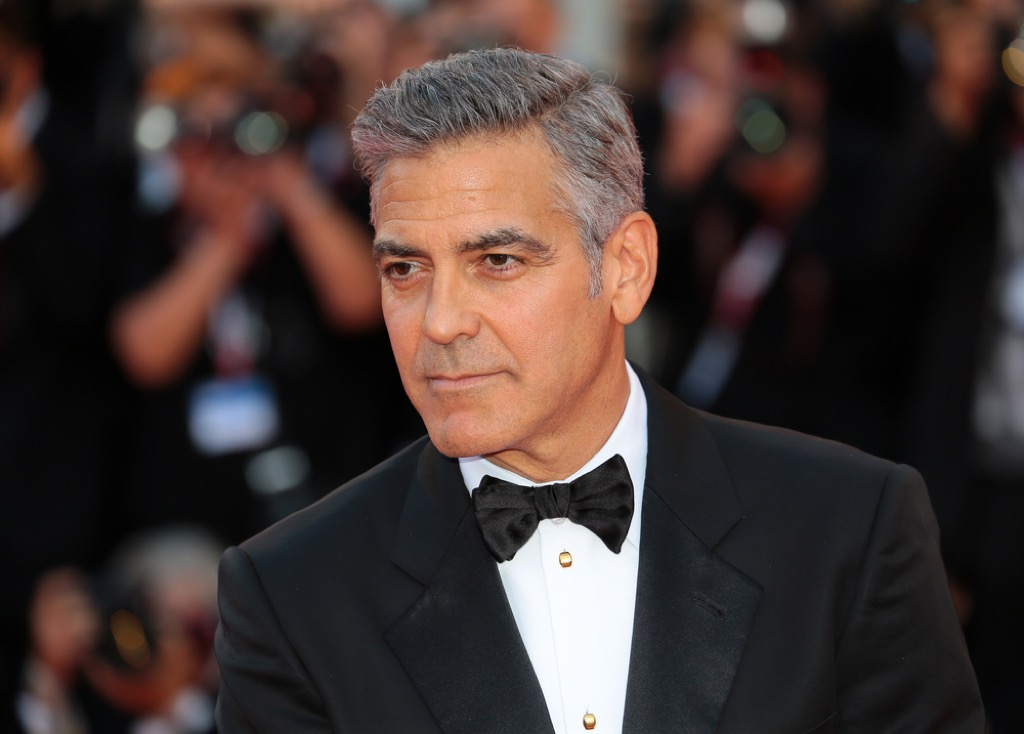 George Clooney celebrity commercials
