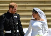 prince harry and princess meghan kiss