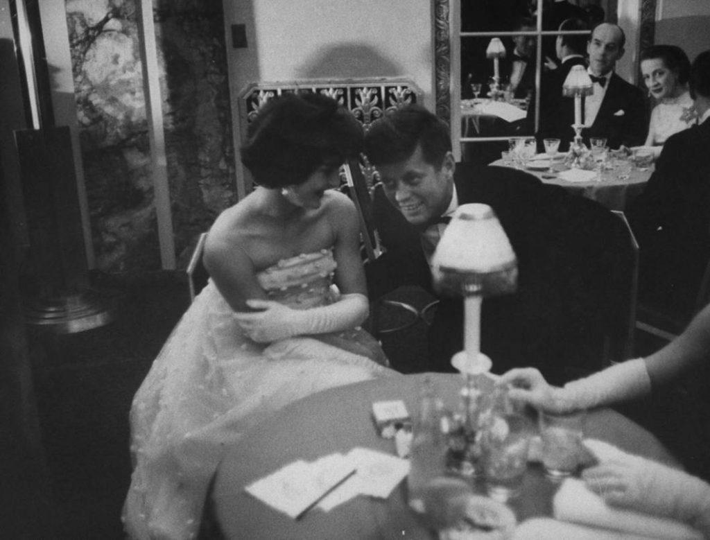 Jackie and John F Kennedy Kennedys