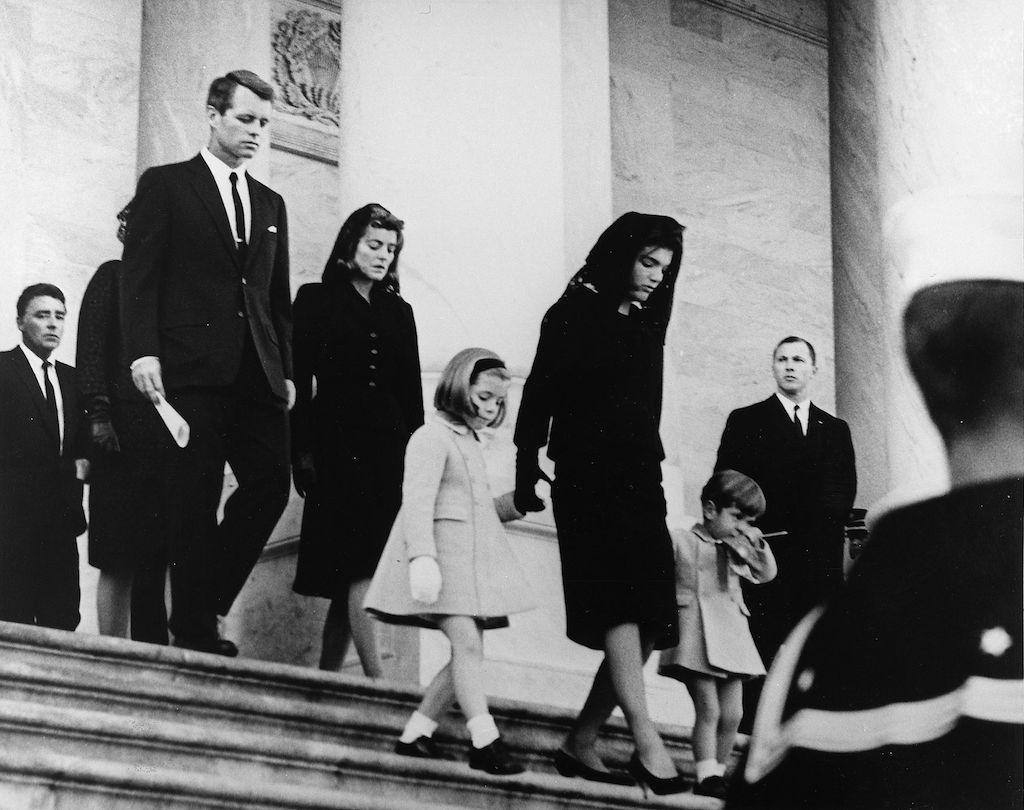 John F Kennedy Funeral Kennedys