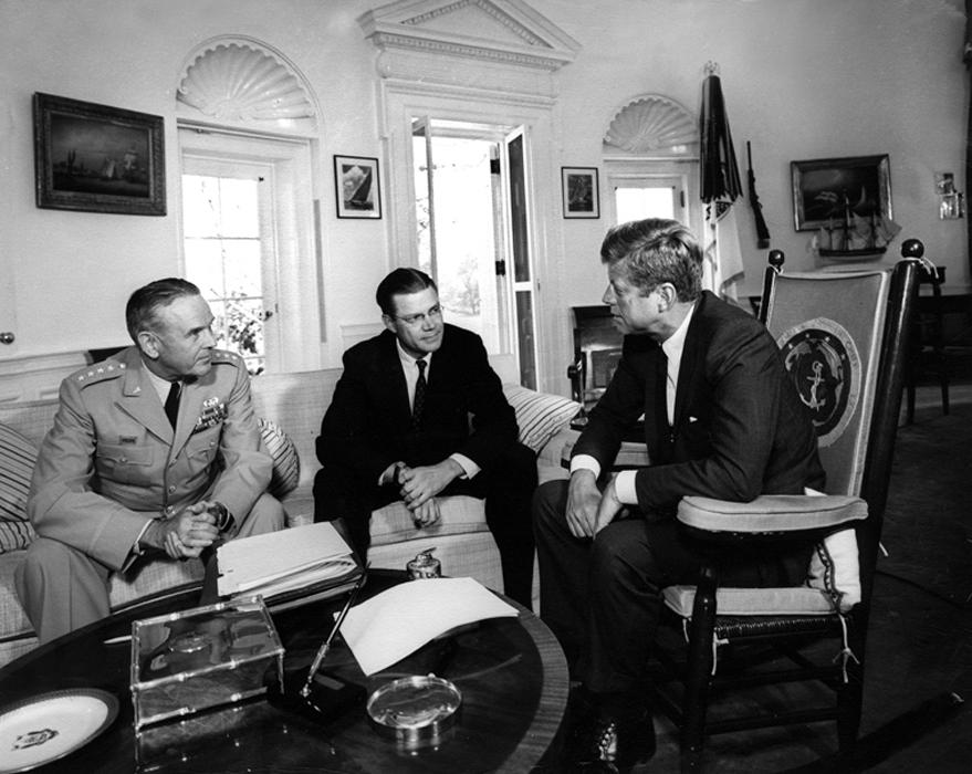 John F Kennedy Oval Office Kennedys