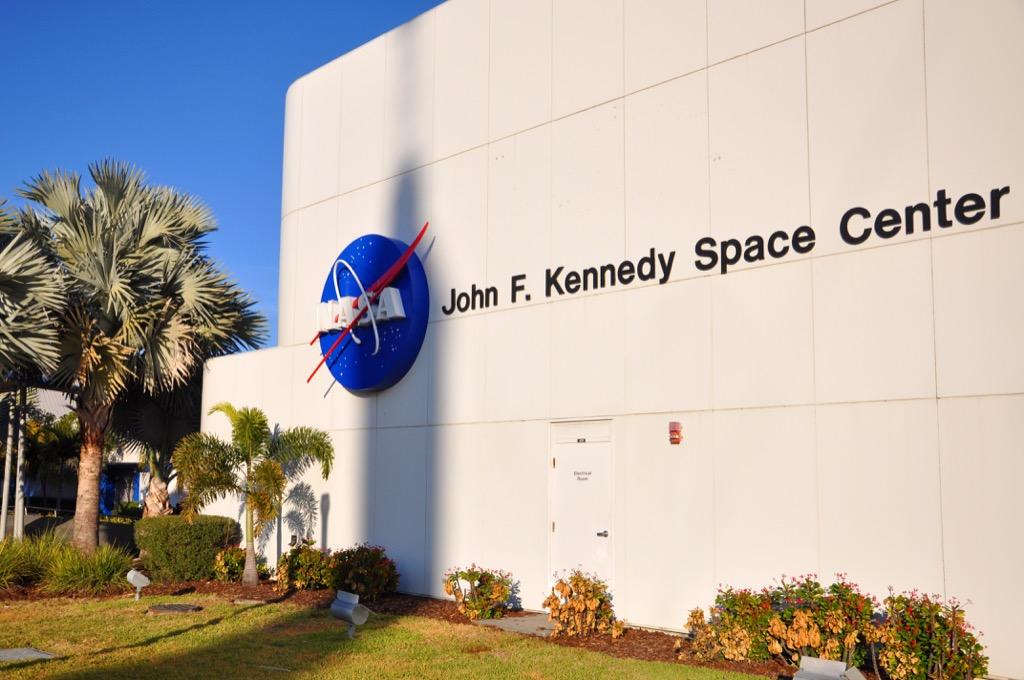 John F Kennedy Space Center Kennedys