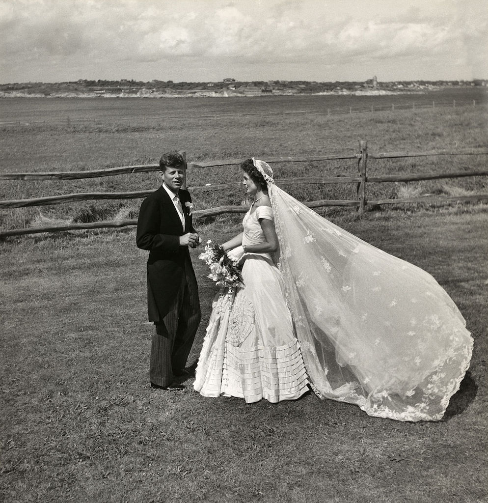 John F. Kennedy and Jackie Marriage Kennedys