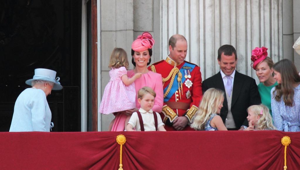 Kate Middleton and Children