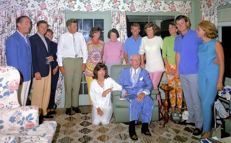 Kennedy Family siblings that teamed up