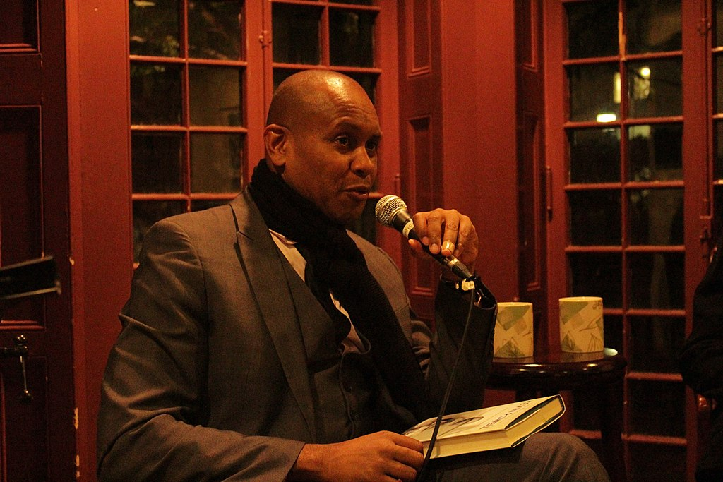 Kevin Powell reality star