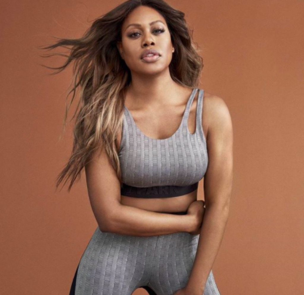 Laverne Cox healthy after 40