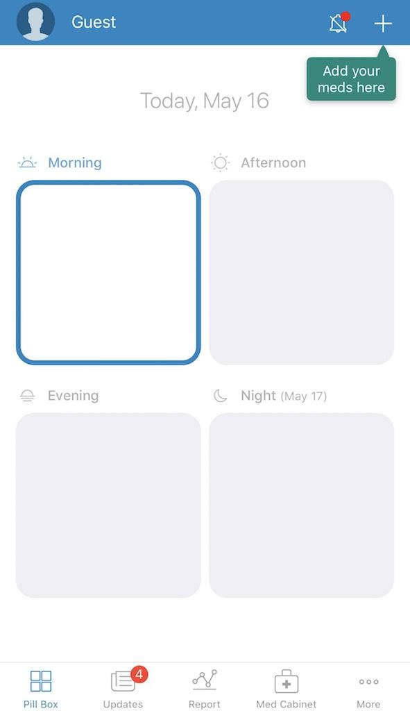 Medisafe Apps organizer apps