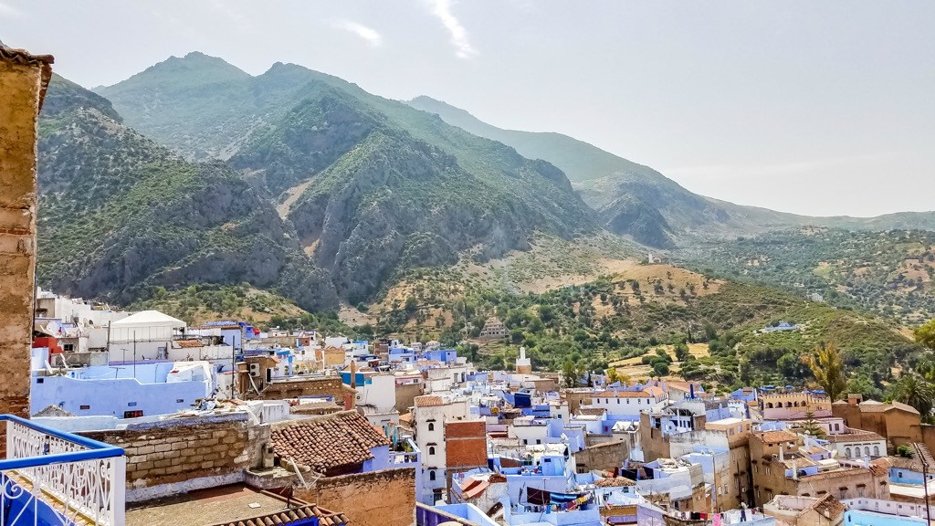 Morocco travel countries without clean water