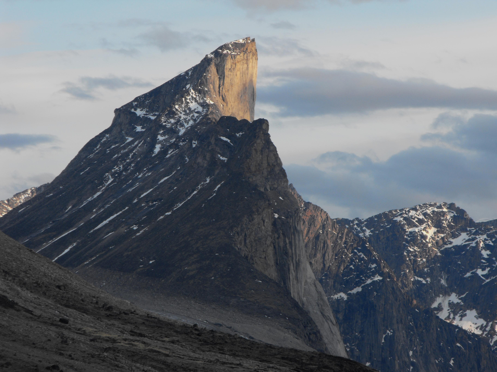 Mount Thor Canada Planet Earth Facts