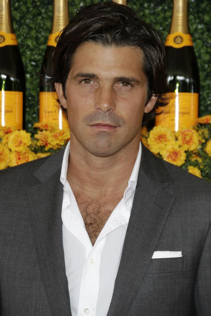 Nacho Figueras Royal Wedding