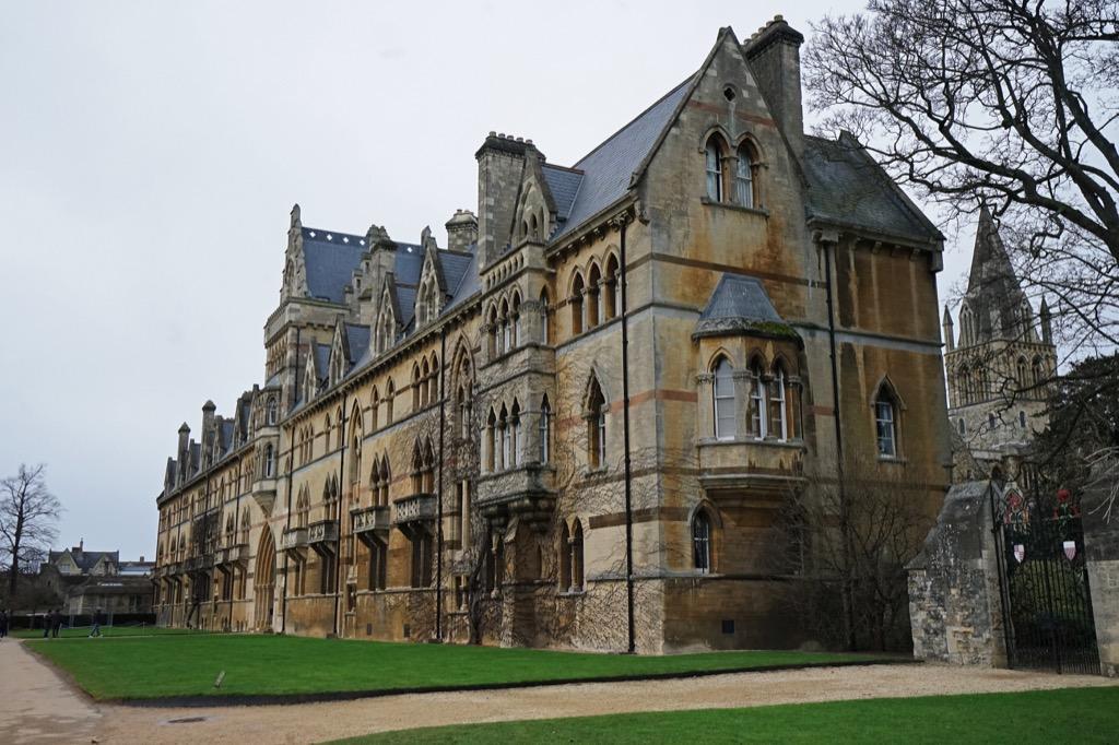 Oxford University Astonishing Facts