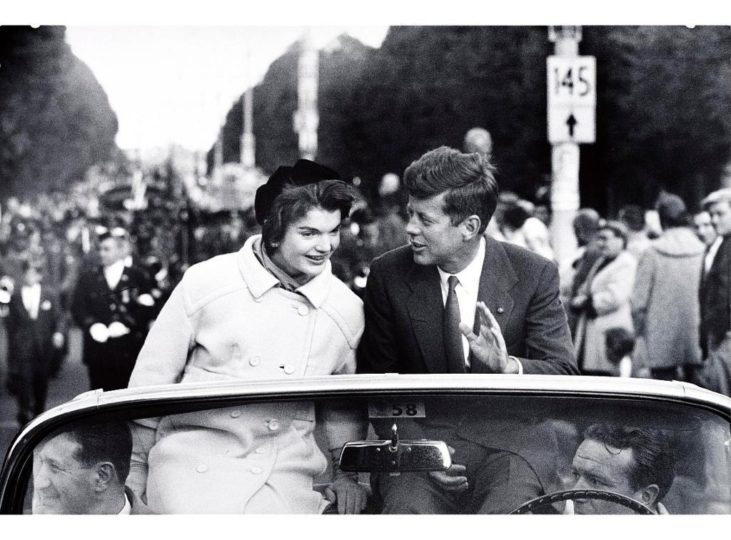 President John F Kennedy Kennedys