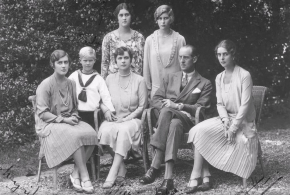 Prince Philip's Family Royal Marriages