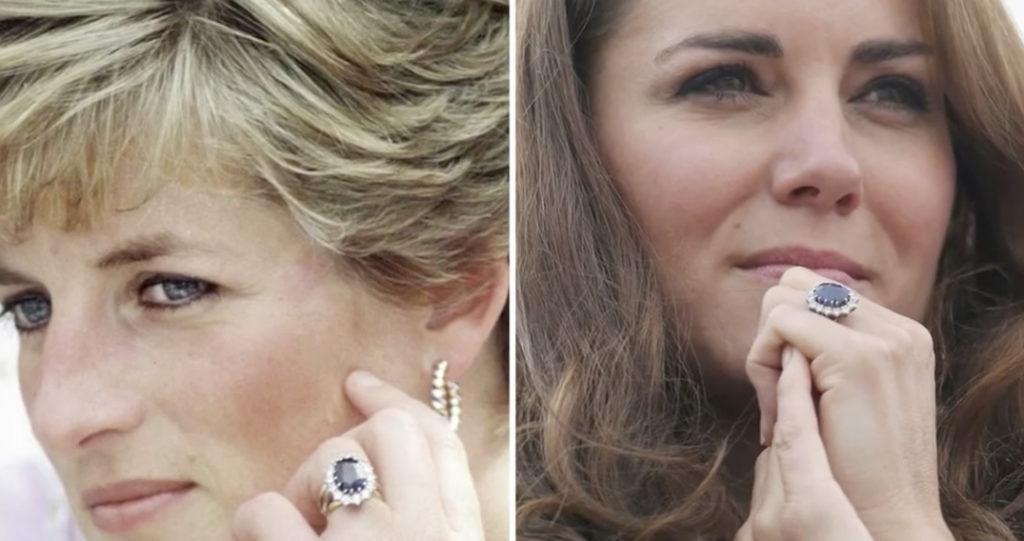 princess diana's engagement ring