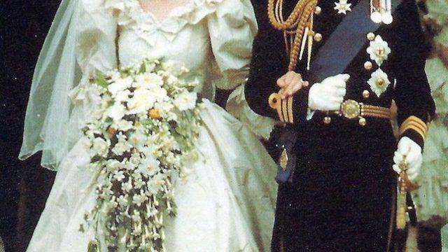 Princess Diana and Charles Wedding Royal Marriages