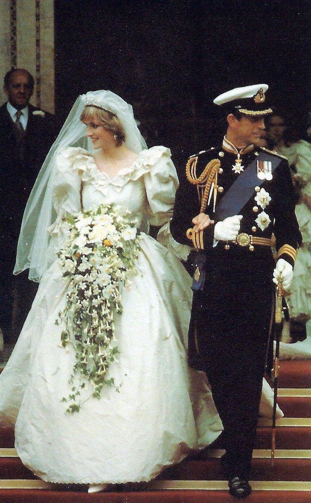 Princess Diana and Charles Royal Marriages