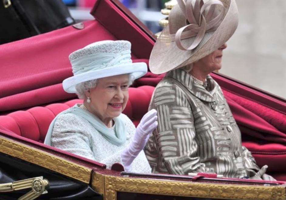 Queen Elizabeth Camilla Royal Marriages