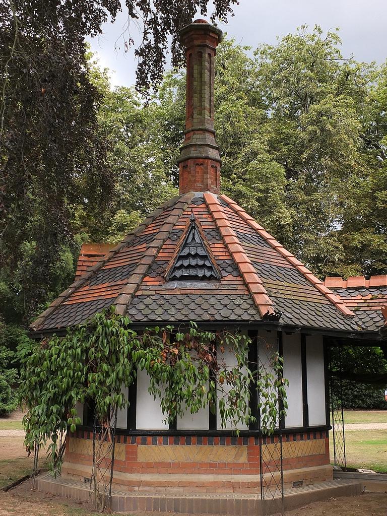 Queen Victoria's Tea House Frogmore House