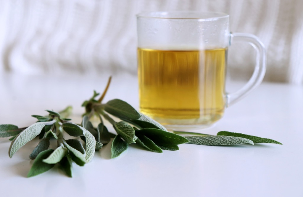 Sage Tea Summer