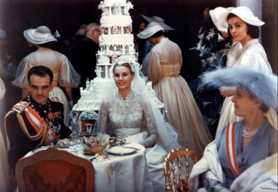 Prince Rainier of Monaco and Grace Kelly Lavish Royal Weddings