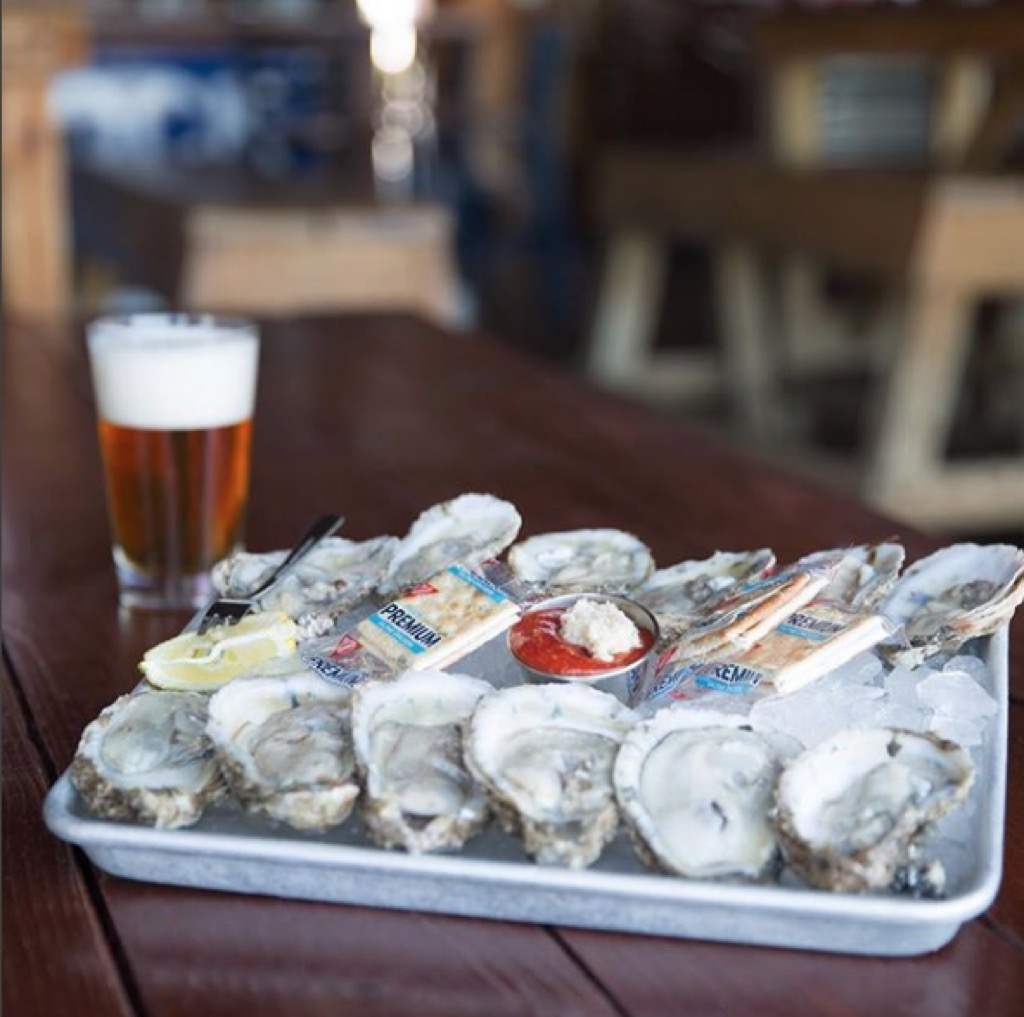 VA oysters local favorites