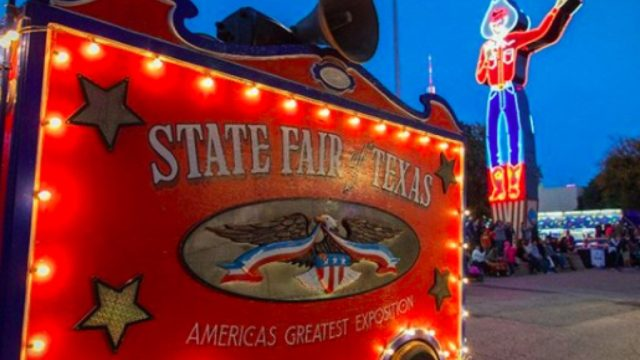 State Fair of Texas visitors