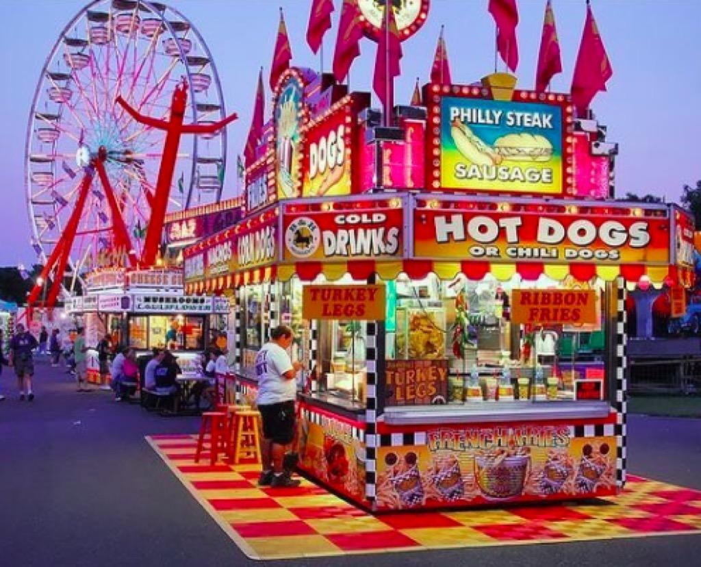 The first state fair