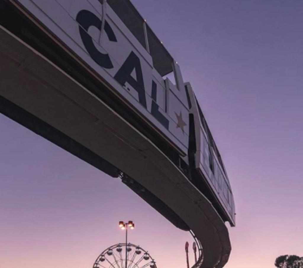 California state fair monorail