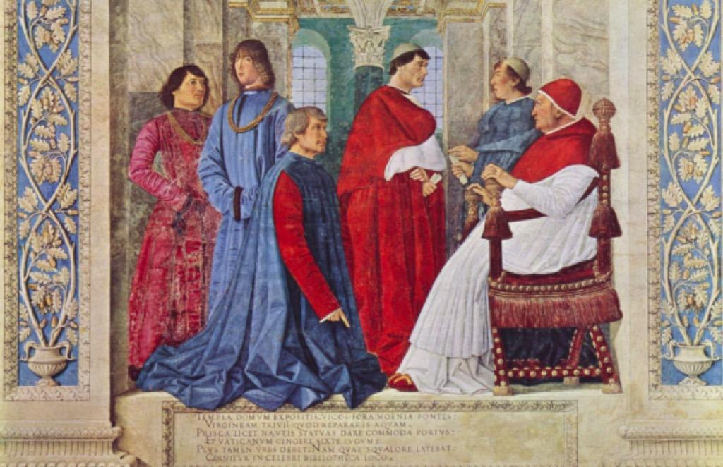 Pope Sixtus IV astrology