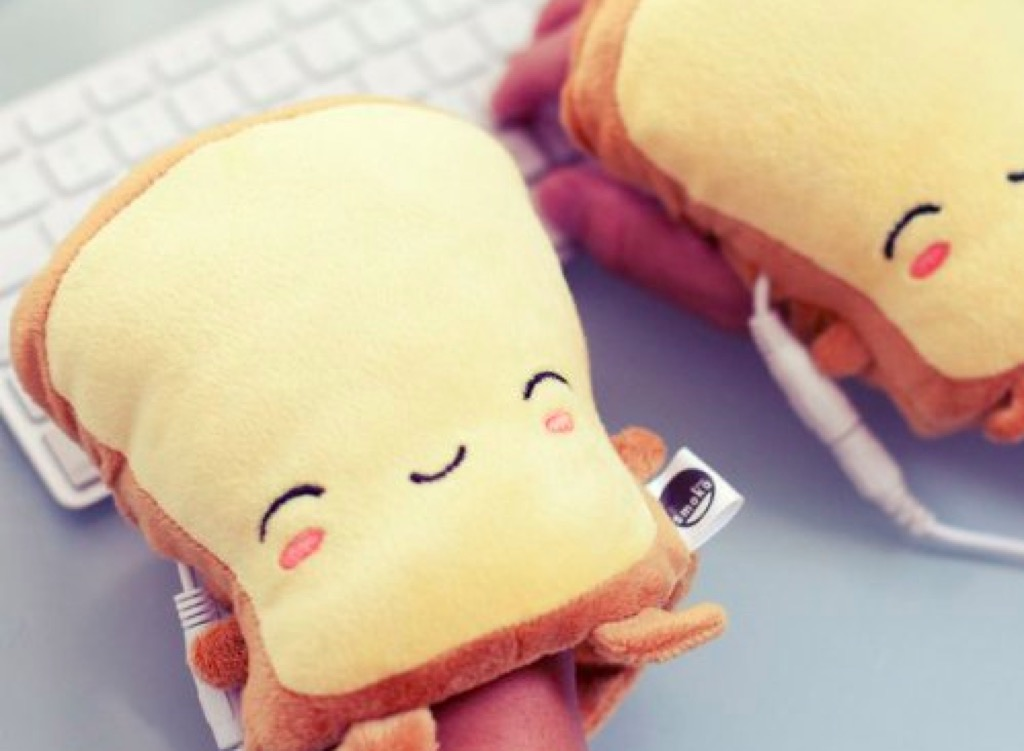 USB hand warmers for cold offices