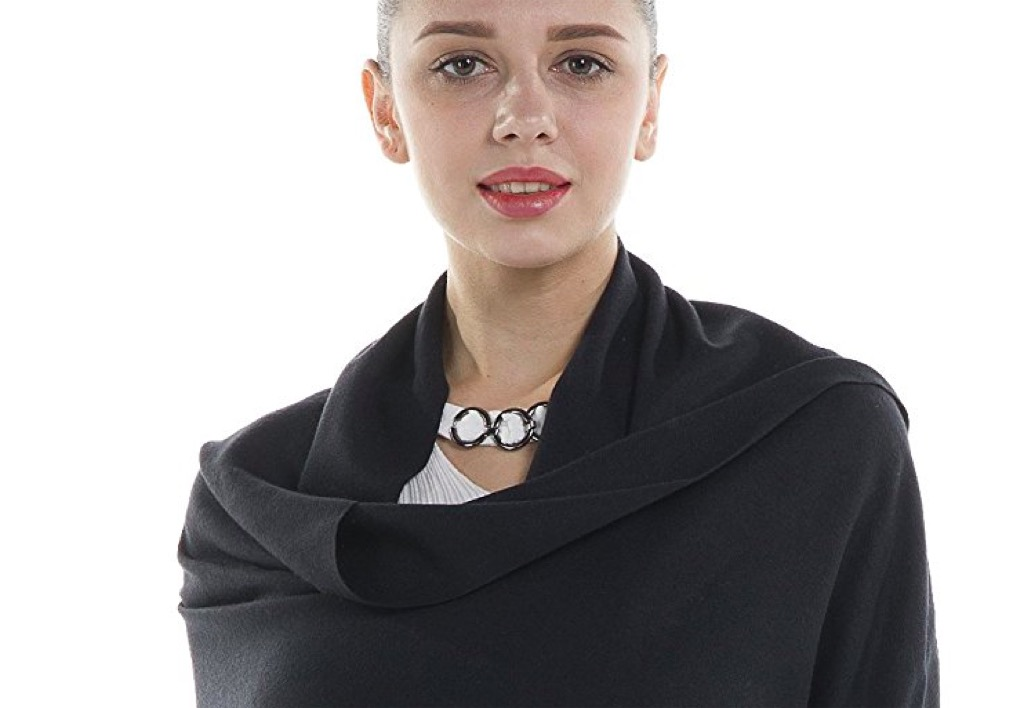 Pashmina for a cold office