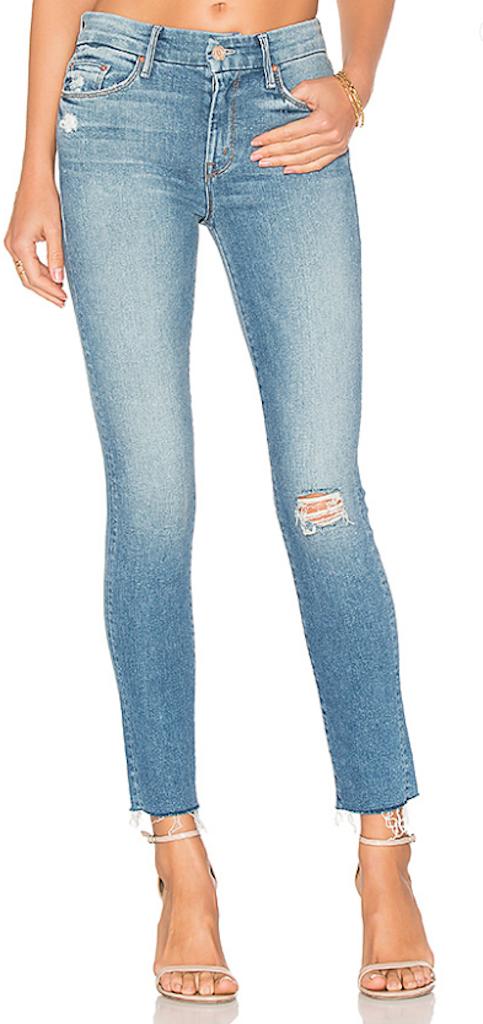 MotherDenim Meghan Markle's Favorite Fashion Brands
