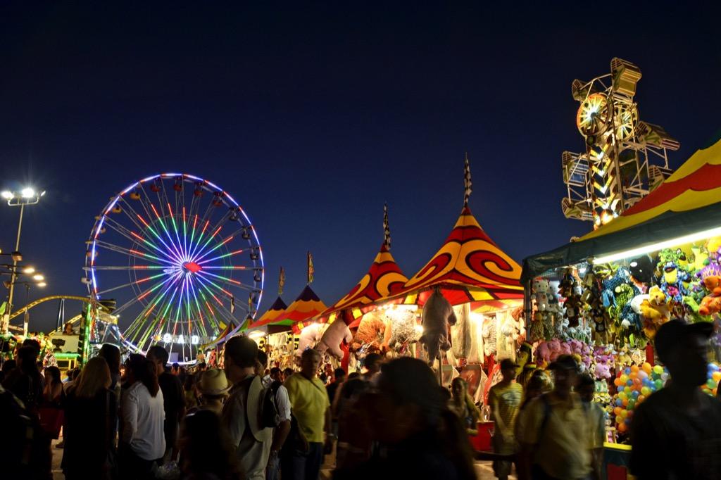 Summer Fair American Summer Traditions