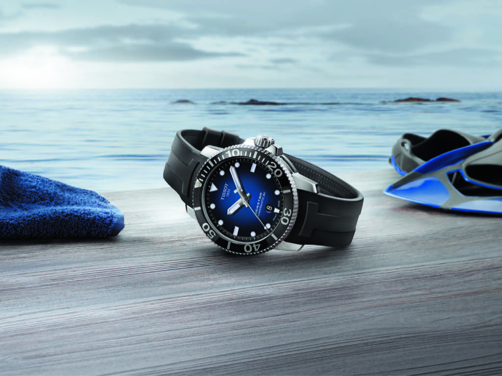 tissot seastar father's day gift guide