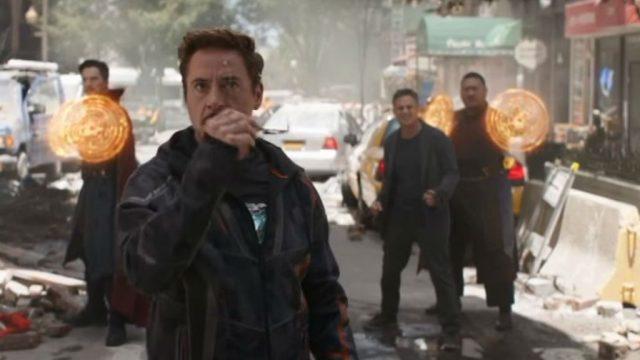 Infinity War ad lib