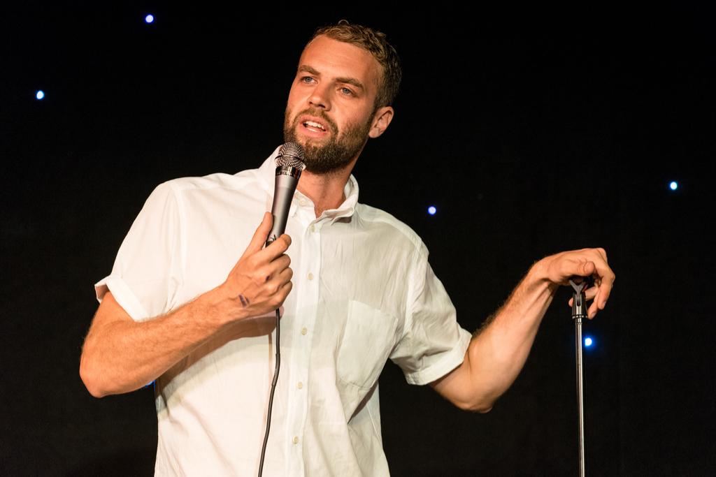 Brooks Wheelan Comedians