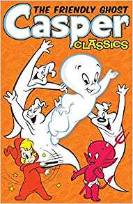 Casper the Friendly Ghost Best-Selling Comic Books, best comics of all time