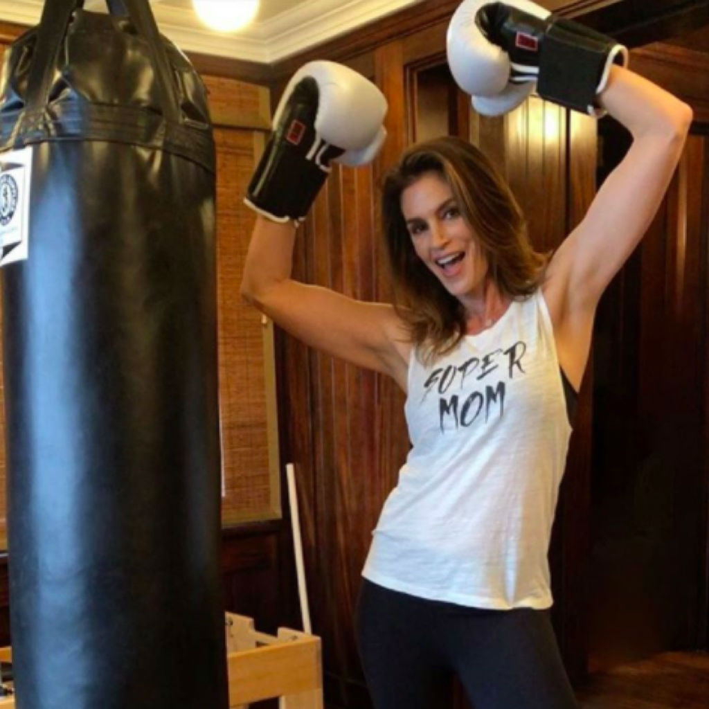 cindy crawford funniest pregnancy quotes